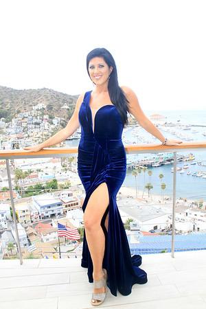 9th Annual Catalina Film Festival Avalon Award Recipient Mira Sorvino