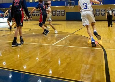 2021 JV Boys and Girls Basketball vs Haralson- Photographer- Sydney Brown