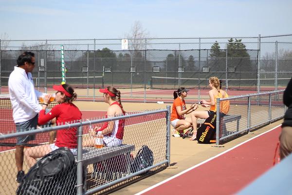 Tennis vs. Miami 4-9-16