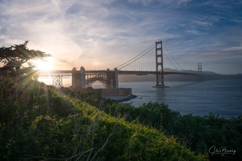 Golden Gate at the Presidio III