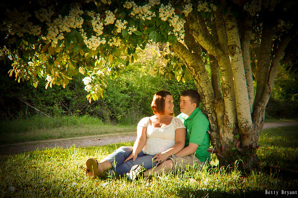 Colter and Caity's Engagement Photos