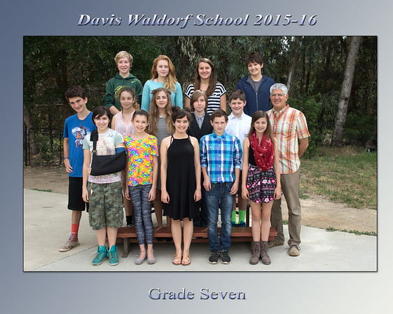 Davis Waldorf School Class Photos