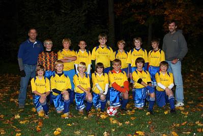SCYA U12 Fall Soccer 2010