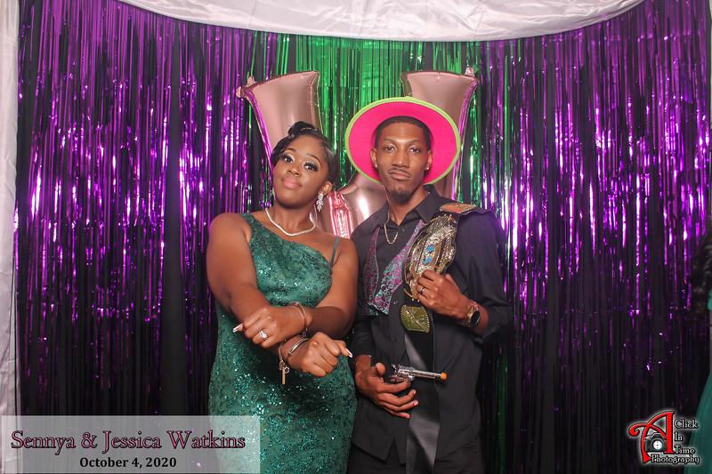 Sennya & Jessica Watkins