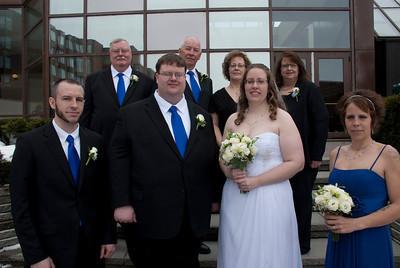 Hill/Kaufman Wedding