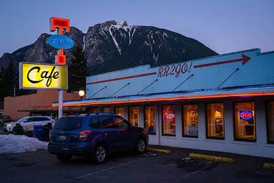 Twin Peaks Filming Location Photos