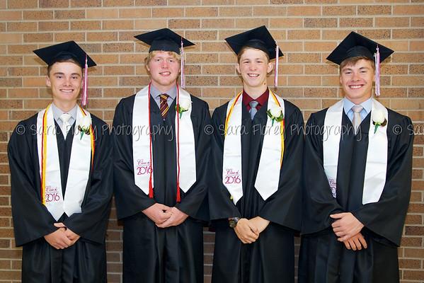 '16 Clark Graduation
