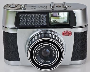 Braun Paxette Electromatic - 1959