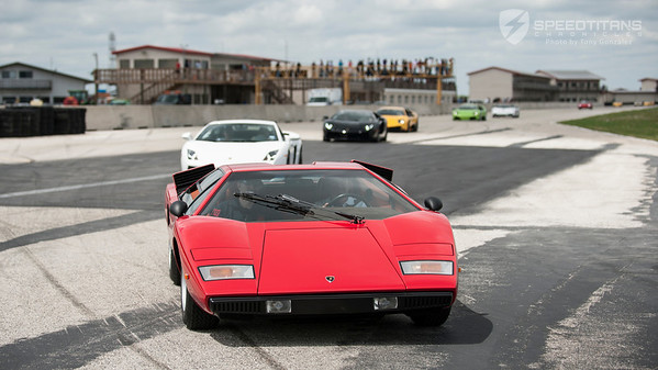 Lamborghini Festival 2013
