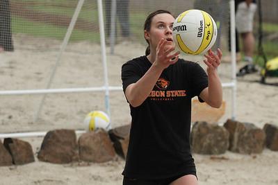 OSU vs UO Sand Volleyball