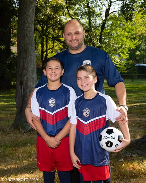 2019 HVAA Soccer Coach-Player Shots