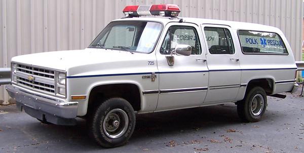 Polk County Rescue Squad