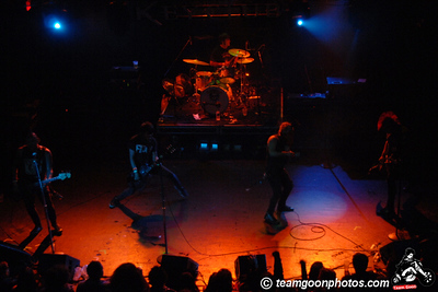 GBH - Whole Wheat Bread - Krum Bums - Noise Attack - at The Key Club - Hollywood, CA - August 21, 2008