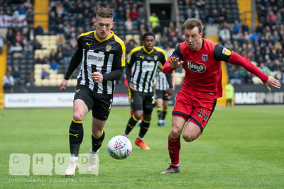 Notts County v Grimsby Town 27/04/2019