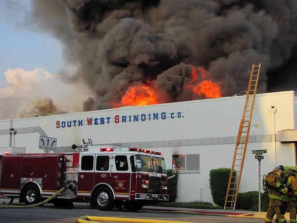 Monrovia Fire