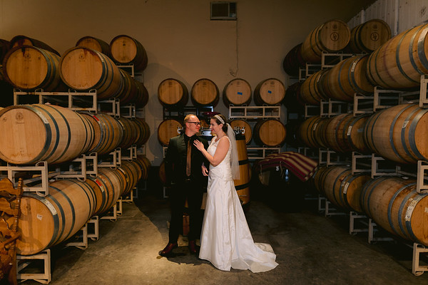 Dunning Vineyards ~ Paso Robles