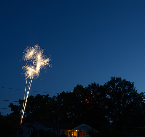 Fireworks - 7/4/2013