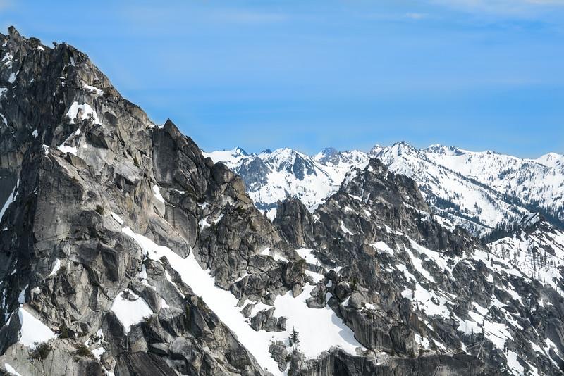 Trinity Alps, 2017-05-07