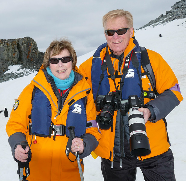 Alan and Donna Hull inspire baby boomers one travel adventure at a time.