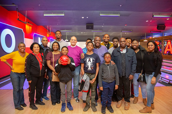 Bowling with the Bishop 2020