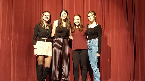 Creative Writing Slam Poetry Competition 2018