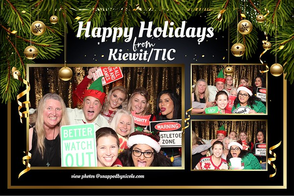 Happy Holidays from Kiewitt/TCI 11.30.18