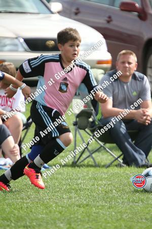 U11 Boys - Trebel FC vs North Metro Revolution