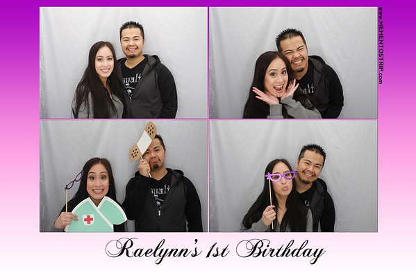 Daughter's 1st Bday