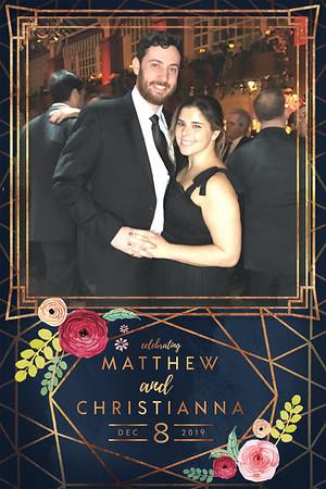 Matthew & Christianna
