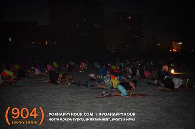 Jax Fray Glow Yoga - 8.23.17