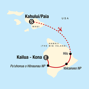 Hawaii Multi-Island Tour