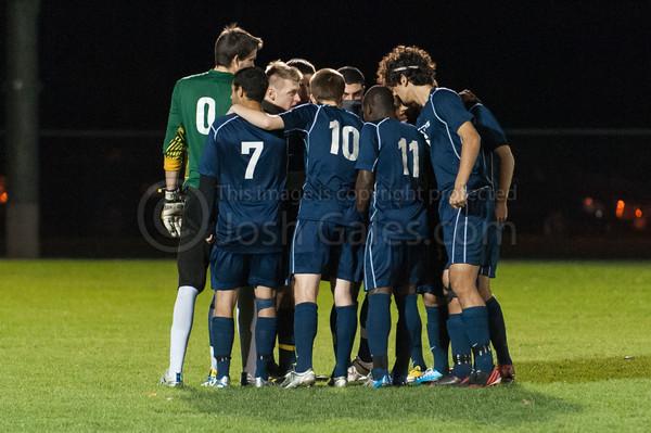 11/9/13 Spring Arbor Soccer