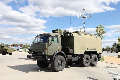 R-330Zh Zhitel (KAMAZ-43114 chassis)