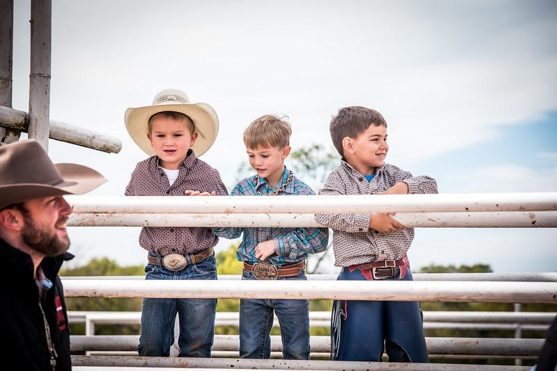 Matt Blalock Annual Memorial Ranch Rodeo Mutton busting