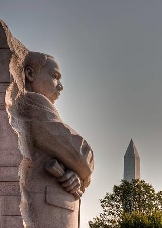 ML King Jr. Memorial