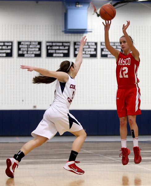 Photo Slideshow: Central vs Masco