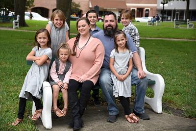 The Lee/Langridge Family
