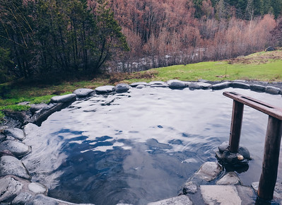 Breitenbush Hot Springs, Oregon