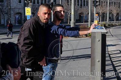 20151228 Tense Days in Jerusalem