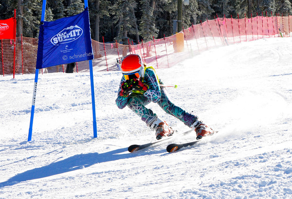 1-11-14 Summit Cup at Keystone - Run #2