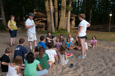 "Summer Camps 2010, ""Where in the World is Special Days?"""
