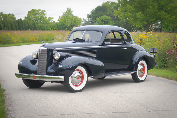 1937 LaSalle Series 50 Coupe