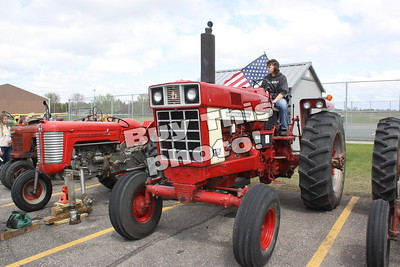 2021 Melrose Tractor Day