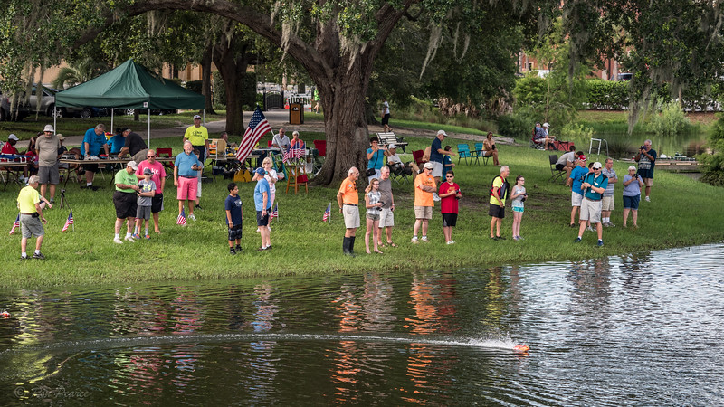 Camp Villages with the Castaways RC Boat Worx Club June 27, 2017