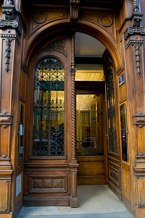 Doors of Vienna
