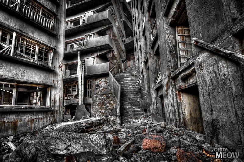 Gunkanjima: Stairway to Hell