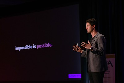Keynote Speech - Ben Nemtin - Sponsored by Core & Main