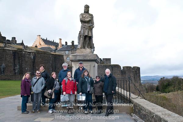 Stirling Castle Day 11