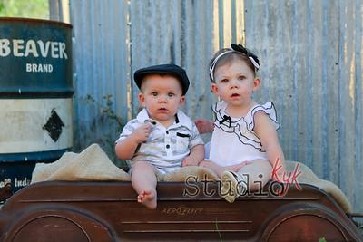 Cousins - Colton & Hailey & Family