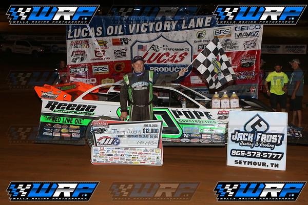 411 Motor Speedway Lucas Oil Late Model Dirt Series